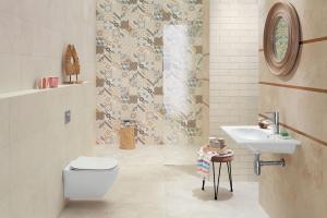 NEUTRAL BEIGE интерьер плитка для ванной