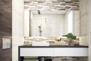 Ornelia / Tomb интерьер плитка для ванной