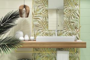 Palm интерьер плитка для ванной