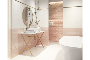 FIORI интерьер плитка для ванной